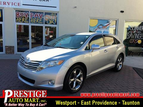 2011 Toyota Venza for sale in Westport, MA