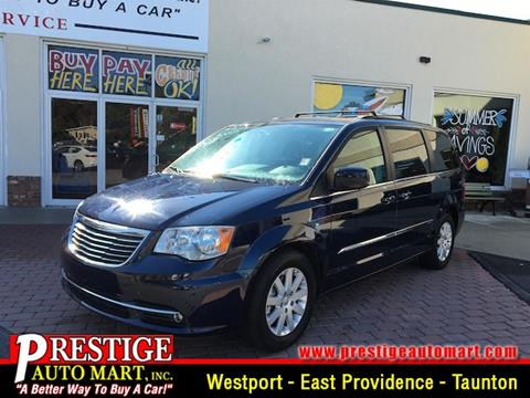 2016 Chrysler Town and Country for sale in Westport, MA