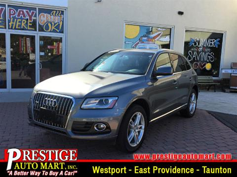 2014 Audi Q5 for sale in Westport, MA
