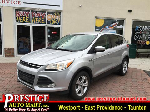 2014 Ford Escape for sale in Westport, MA
