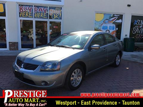 2007 Mitsubishi Galant for sale in Westport, MA