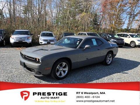 2017 Dodge Challenger for sale in Westport, MA