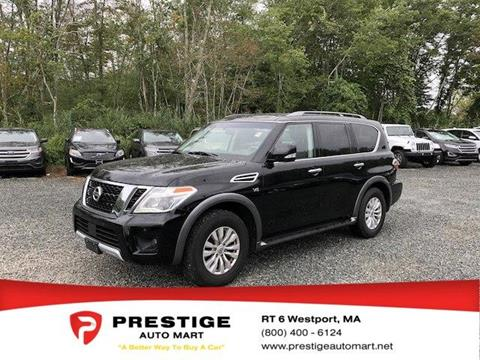 2017 Nissan Armada For Sale In Westport, MA