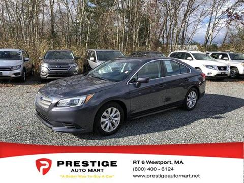 2016 Subaru Legacy for sale in Westport, MA