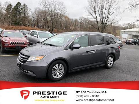 2015 Honda Odyssey for sale in Westport, MA