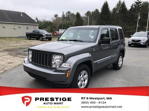 2012 Jeep Liberty for sale in Westport, MA
