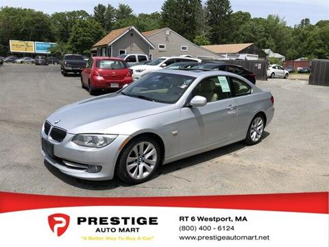 2011 BMW 3 Series for sale in Westport, MA
