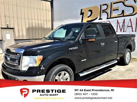 2014 Ford F-150 for sale in Westport, MA