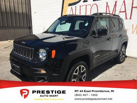 2016 Jeep Renegade for sale in Westport, MA