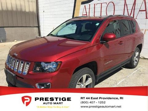 2016 Jeep Compass for sale in Westport, MA