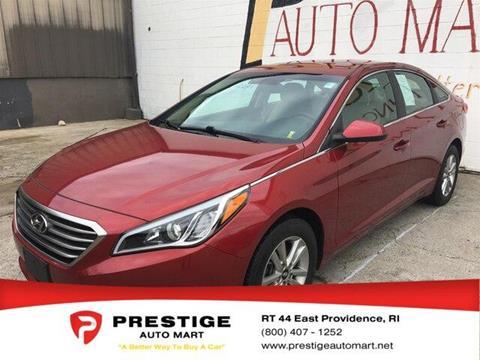 2016 Hyundai Sonata for sale in Westport, MA