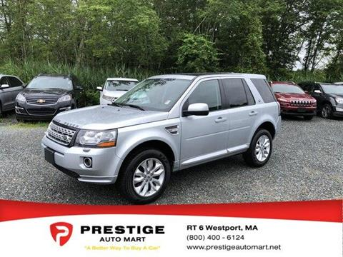 2014 Land Rover LR2 for sale in Westport, MA
