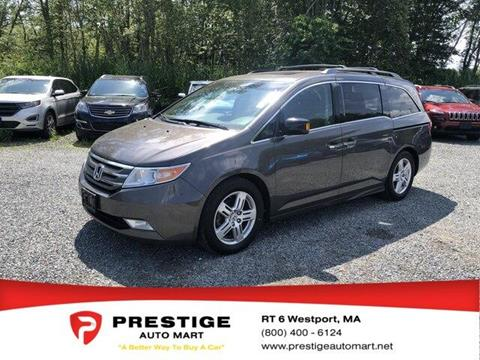 2012 Honda Odyssey for sale in Westport, MA