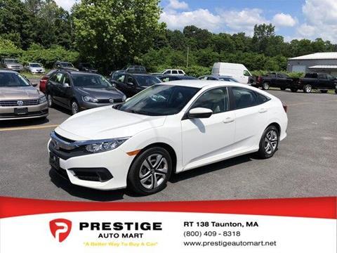 2016 Honda Civic for sale in Westport, MA