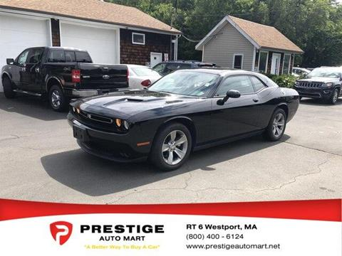 2016 Dodge Challenger for sale in Westport, MA