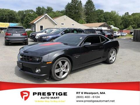 2012 Chevrolet Camaro for sale in Westport, MA