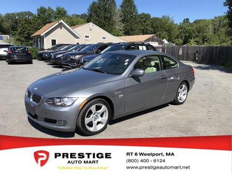 2010 BMW 3 Series for sale in Westport, MA