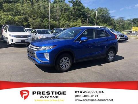 2019 Mitsubishi Eclipse Cross for sale in Westport, MA