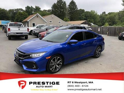 2017 Honda Civic for sale in Westport, MA