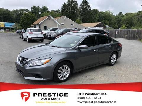 2017 Nissan Altima for sale in Westport, MA