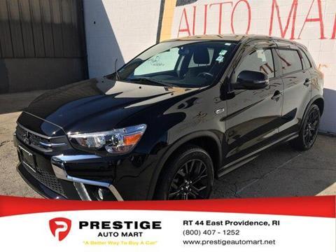 2018 Mitsubishi Outlander Sport for sale in Westport, MA