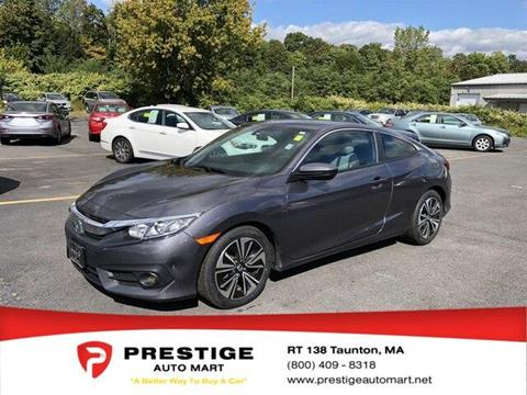 2017 Honda Civic for sale in Westport, MA