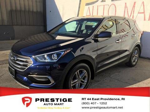 2017 Hyundai Santa Fe Sport for sale in Westport, MA
