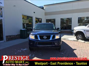 2009 Nissan Pathfinder for sale in Westport, MA