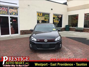2012 Volkswagen GTI for sale in Westport, MA