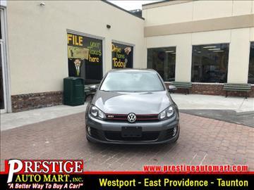 2013 Volkswagen GTI for sale in Westport, MA