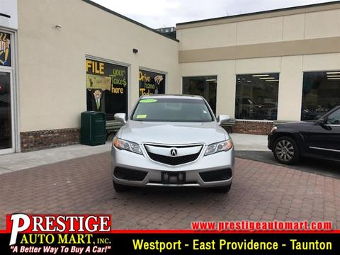 2013 Acura RDX for sale in Westport, MA