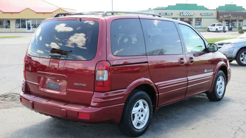 1999 Pontiac Montana 4dr Mini-Van - Lapeer MI