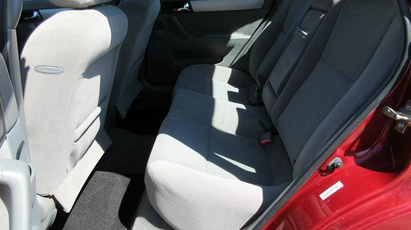 2008 Suzuki Forenza 4dr Sedan w/Convenience Package (2L I4 4A) - Lapeer MI