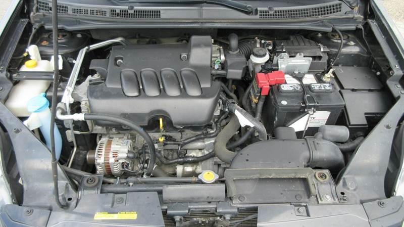 2011 Nissan Sentra 2.0 SR 4dr Sedan - Lapeer MI