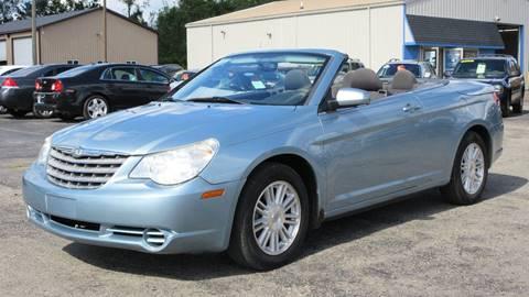 2009 Chrysler Sebring for sale in Lapeer, MI