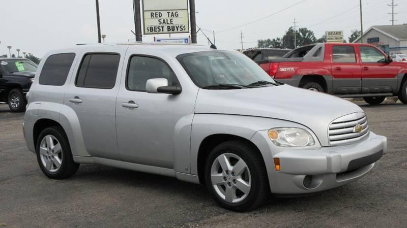 2009 Chevrolet HHR LT 4dr Wagon w/1LT - Lapeer MI
