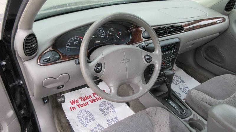 2002 Chevrolet Malibu LS 4dr Sedan - Lapeer MI