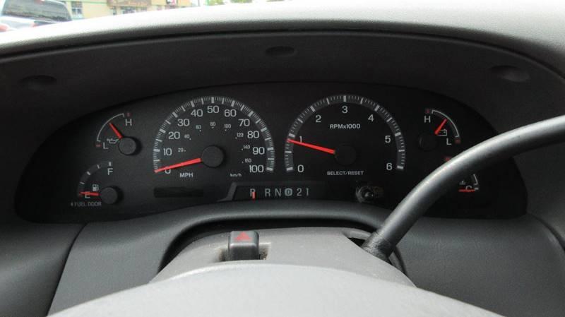 2001 Ford F-150 4dr SuperCrew Lariat 4WD Styleside SB - Lapeer MI