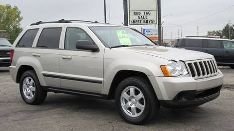 2009 Jeep Grand Cherokee for sale in Lapeer, MI