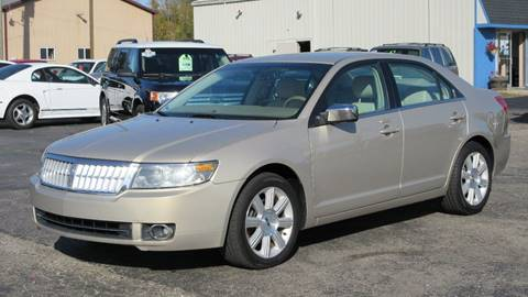 2008 Lincoln MKZ for sale in Lapeer, MI