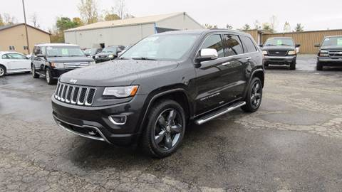 2014 Jeep Grand Cherokee for sale in Lapeer, MI
