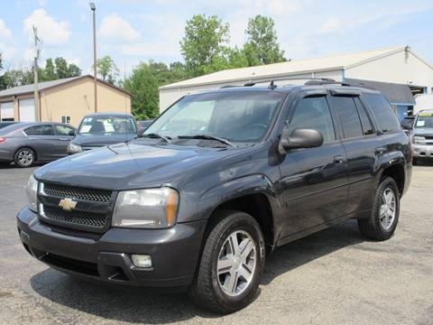 Chevrolet trailblazer for sale in lapeer mi carsforsale for Thompson motors lapeer mi