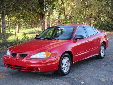 2003 Pontiac Grand Am for sale in Lapeer, MI