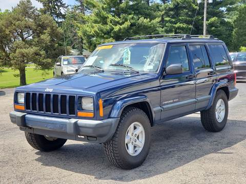 2000 Jeep Cherokee for sale in Lapeer, MI