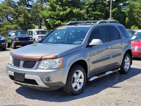 2006 Pontiac Torrent for sale in Lapeer, MI