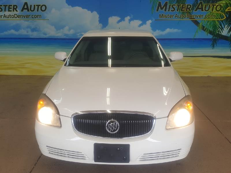 2008 Buick Lucerne for sale at Mister Auto in Lakewood CO