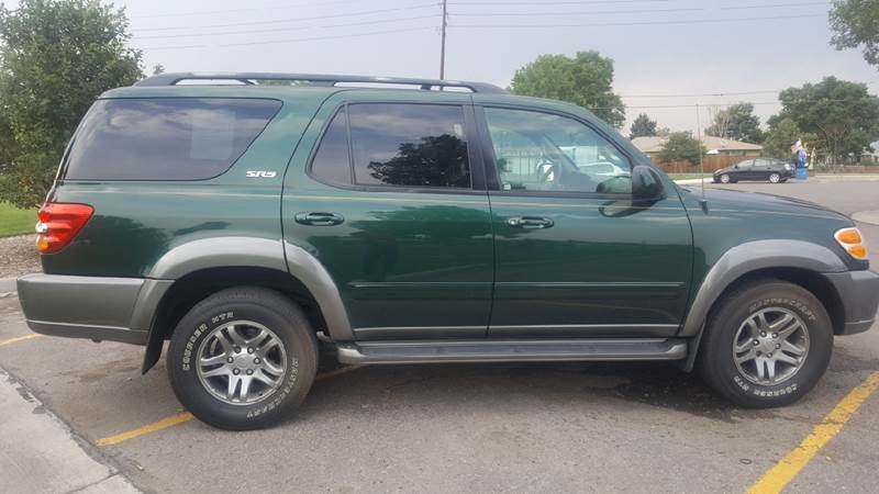 2004 Toyota Sequoia for sale at Mister Auto in Lakewood CO