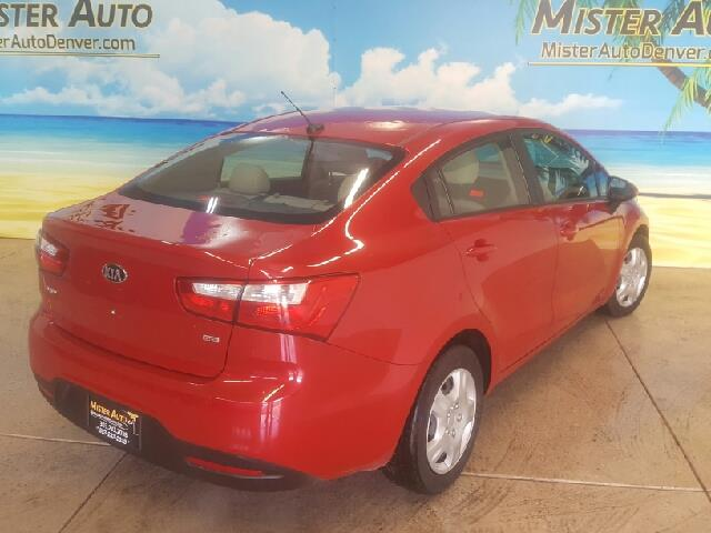 2013 Kia Rio for sale at Mister Auto in Lakewood CO