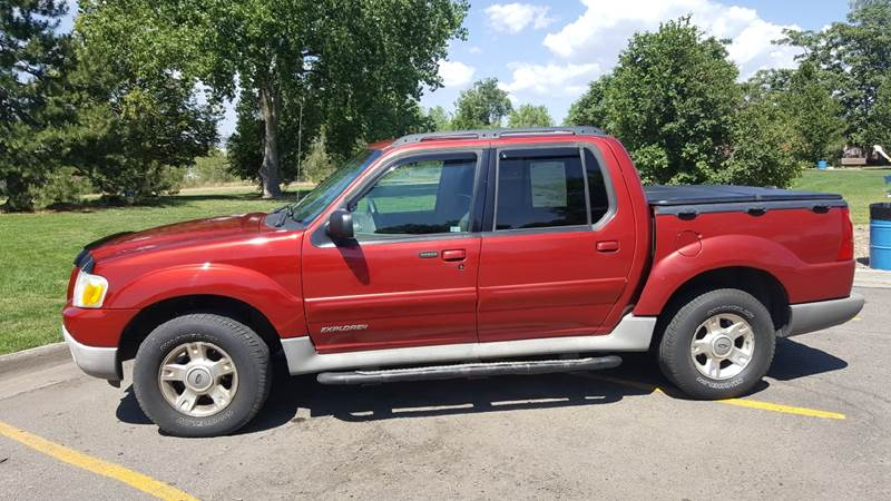 2002 Ford Explorer Sport Trac for sale at Mister Auto in Lakewood CO