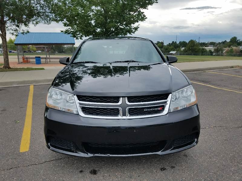 2012 Dodge Avenger for sale at Mister Auto in Lakewood CO